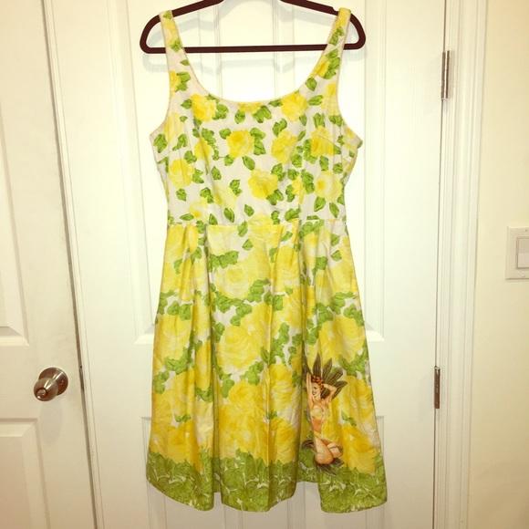 dollface betty vintage Dresses & Skirts - Doll face Betty Vintage swing dancing dress